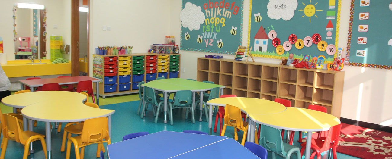 Kindergarten And Nursery Furniture